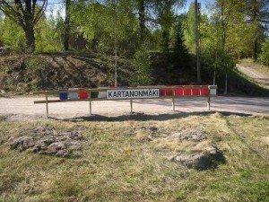 Kylän tapahtumakeskus...;o)