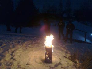 Uudenvuoden etkot @ Grillimaja Kirkkojärven rannassa